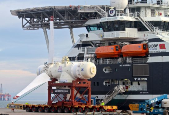 The company is best known for the MeyGen tidal power project.