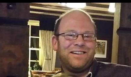 The motorcyclist who died following a crash on the A941 yesterday has been named locally as Paul Fairbairn. Picture from Facebook