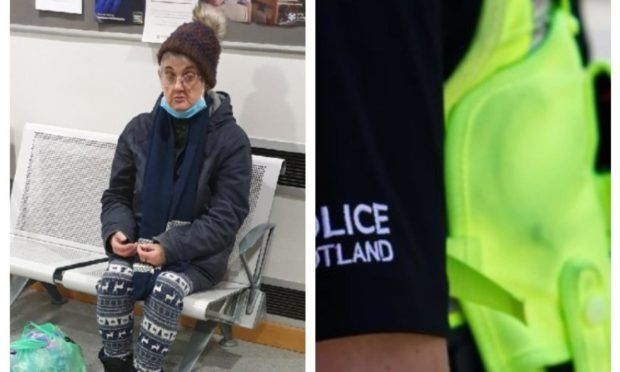 Police are appealing for information to help in the search for Moira Allen