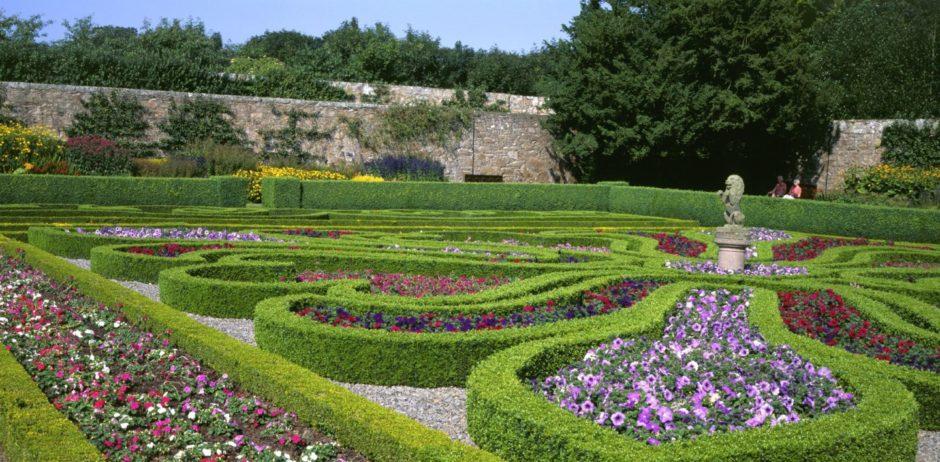 Pitmedden Garden.