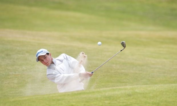 Oliver Mukherjee has been tipped for a bright future by Ireland's Mark Power, who he played alongside at this week's Amateur Championship at Nairn.