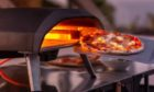 Ooni Koda portable gas-fired pizza oven.