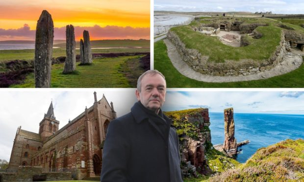 James Stockan has said 'it is no surprise' Orkney has won best Scottish island