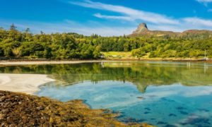 Isle of Eigg, Small Isles, Hebrides. Picture by Shutterstock.