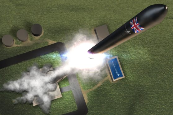The Space Hub Sutherland would be Scotland's first space port