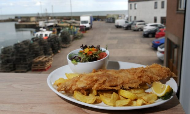 No visit to the seaside would be complete without complete without the taste fish and chips