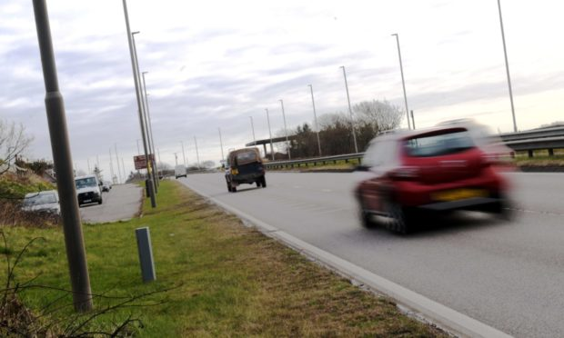 Speed camera will be placed on road around the north. Picture by Kath Flannery