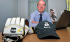 John Corsie of Buckie cricket club