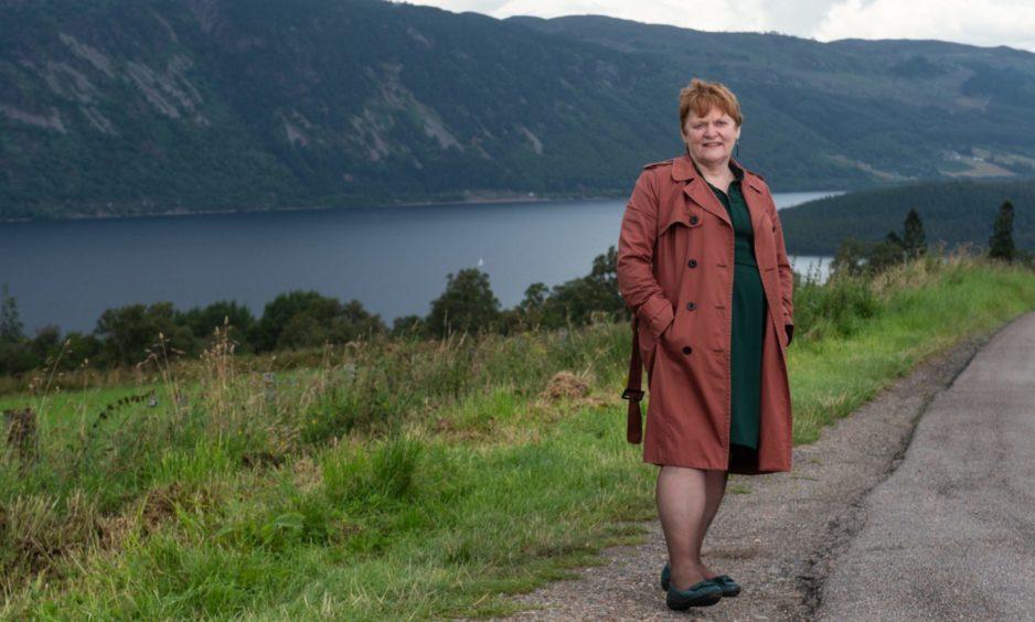 Highland Council leader Margaret Davidson is backing the investment plans