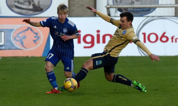 Lyall Cameron will be back at Peterhead on loan in the new season
