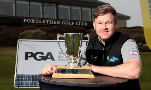 Northern Open winner Paul O'Hara.