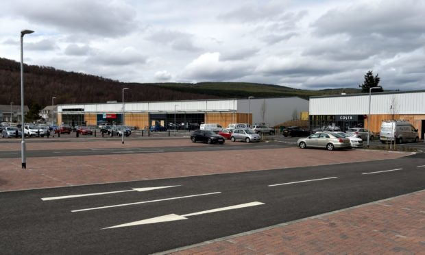 The community testing scheme underway at Aviemore Retail Park is being extended to help identify more cases in the community.