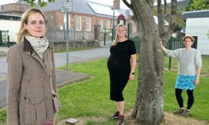 Mums campaigning for more Ullapool childcare
