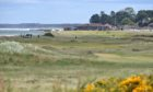 Nairn Golf Club is the venue for this week's Amateur Championship. Picture by Sandy McCook