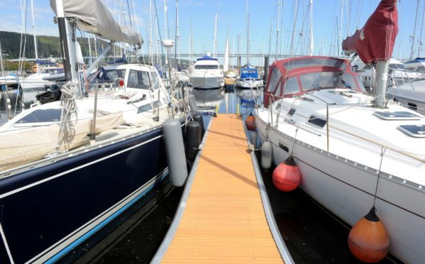 The fund is aimed at improving facilities for boat-based tourism.