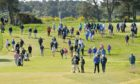 Nairn Golf Club has played host to this week's enthralling Amateur Championship. Picture by Sandy McCook
