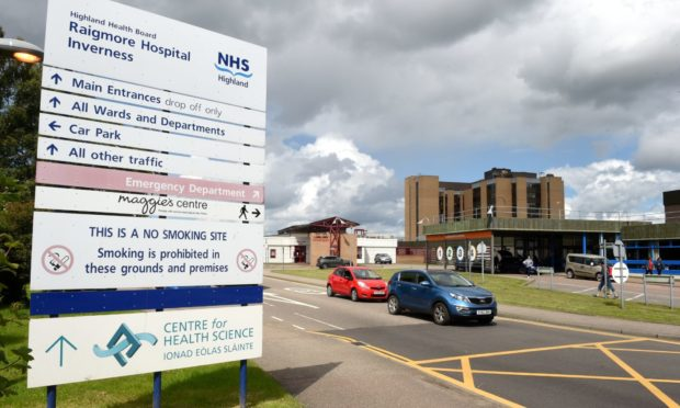 The CAMHS centre in Inverness is based at Raigmore Hospital.