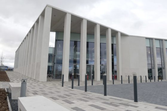 The case called at Inverness Sheriff Court.
