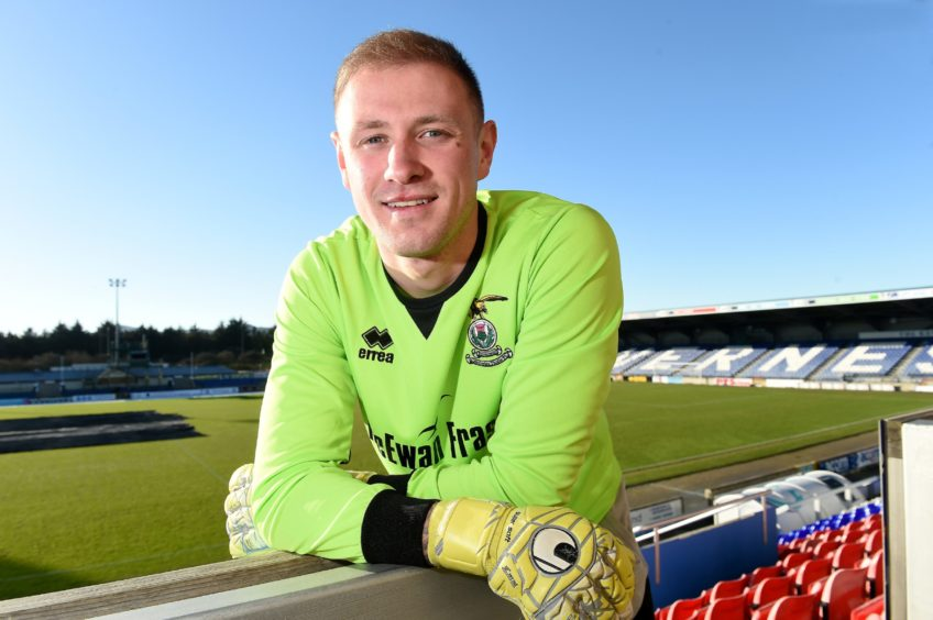 Dean Brill worked with Cammy Mackay during his formative years at Inverness.