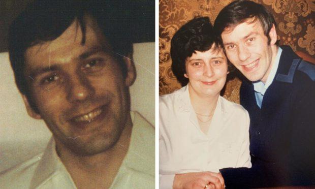 MND Scotland co-founders John and Peggy Macleod