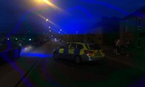 Police were called to Peterhead after a body was found in the North Sea.