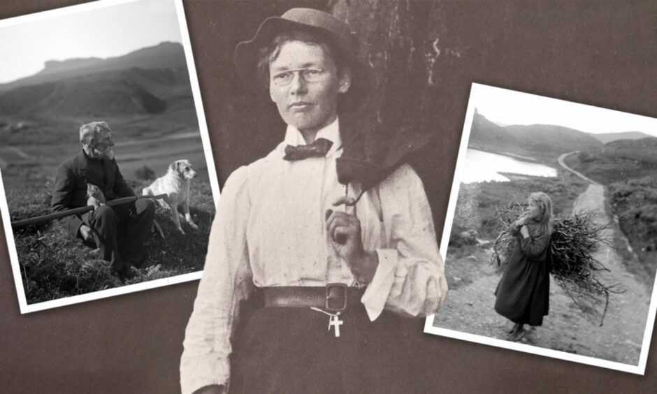 Mary Ethel Muir Donaldson documented her love for the Highlands in a prolific collection of writings and photographs, recording a long vanished way of life.