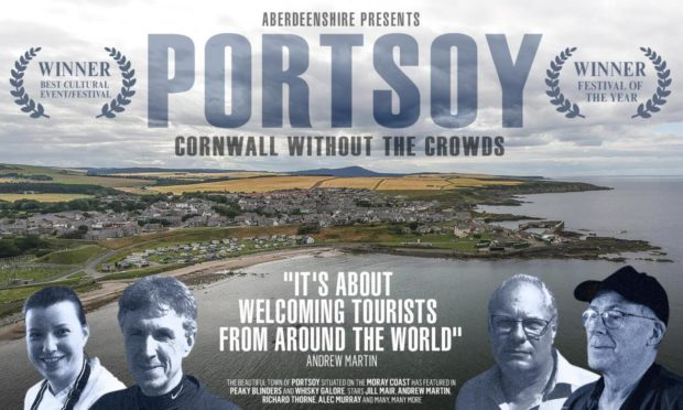 Portsoy aim to put themselves on the map for visitors