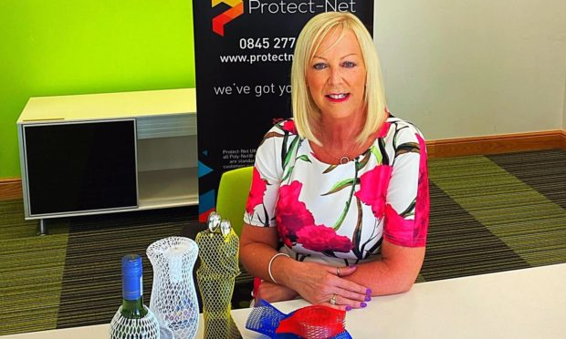 Anne Esson, of Protect-Net UK.
