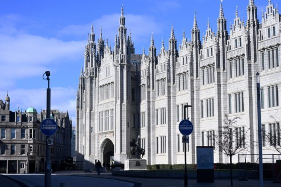 Aberdeen City Council has a mental health action plan for its staff.