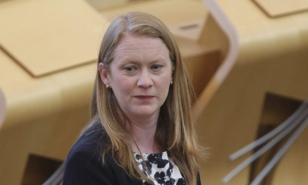 Education Secretary Shirley-Anne Somerville said the SQA will be scrapped and replaced in light of the OECD review of Curriculum for Excellence (CfE).