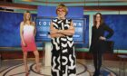 Anne Robinson is the new host of Countdown, along with stalwarts Rachel Riley, left, and Susie Dent.