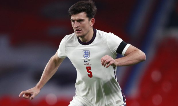 England's Harry Maguire could have been an Inverness CT   player, on loan from Sheffield United in 2011. Picture by Ian Walton/PA Wire