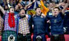 Scotland fans have been in fine voice during the Euros.