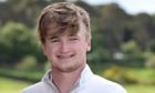Nairn golfer Sandy Scott has had to withdraw from the Amateur Championship on his home course due to a wrist injury.