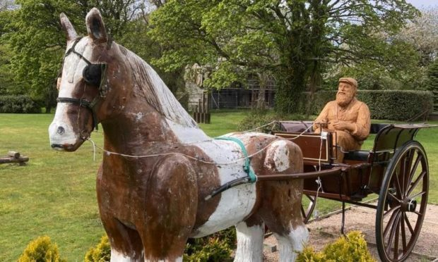 The Western Isles Lottery has now launched a competition to secure a suitable name for the sculpture.