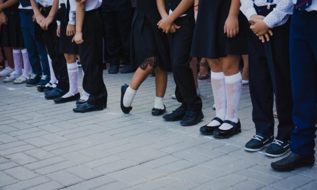 Has Oban High School taken the right approach on enforcing its uniform policy?