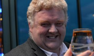 Ian Logan, who has joined Aberdeenshire firm Duncan Taylor Scotch Whisky.