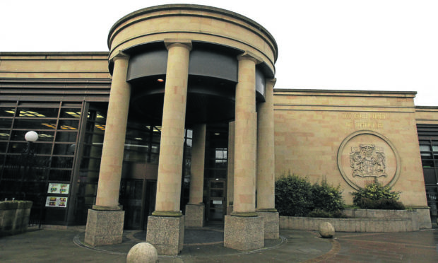 The case called at the High Court in Glasgow