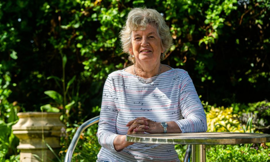 Morna Barron, a community drama campaigner, has been awarded an MBE for her work.