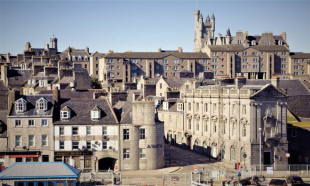 A healthy forecast for Aberdeen house sales.