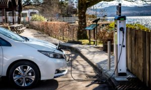 EV drivers go further than petrol of diesel drivers.