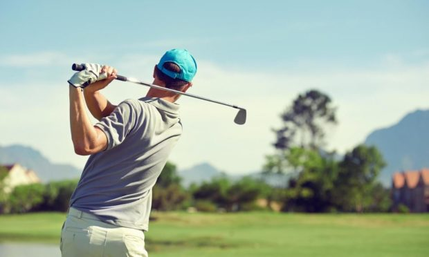 Half a million regular golfers are not members of any club.