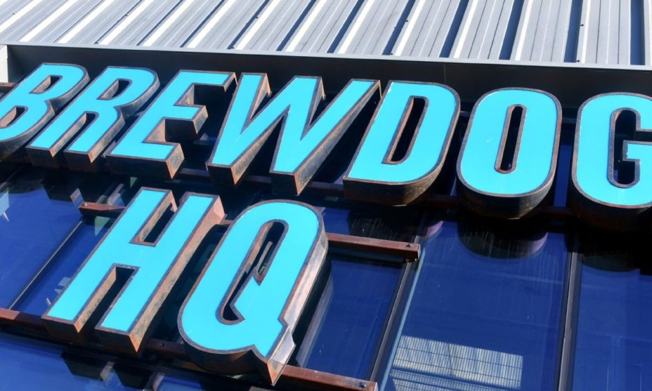 BrewDog has been involved in a number of controversies over the past month. Picture by Chris Sumner