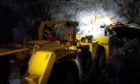 Scotgold Resources' gold mine at Cononish.