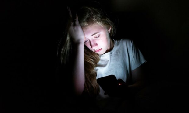 Some young people have reported feeling embarrassment, fear and self-loathing as a result of nude images being shared online