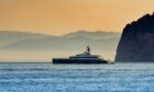 The 240 foot Elandess superyacht is worth a supercool £87 million