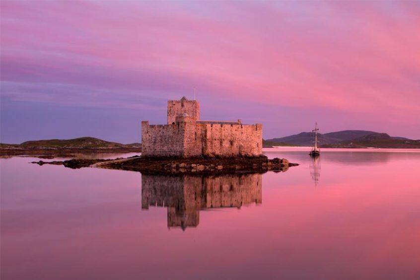 Kisimul Castle, Isle of Barra.