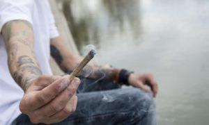 The majority of people took drugs as teenagers, writes Alex Bell