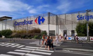 Tesco has severed ties with French supermarket Carrefour, making Moreen Simpson long for hypermarches again.
