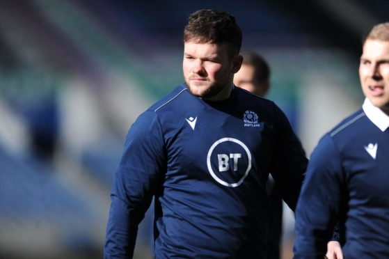 Ewan Ashman is dual qualified, but should make his debut for Scotland this summer.